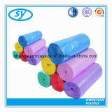 Plastikmehrfarbenwegwerfabfall-Beutel für Sortierfach