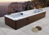 TERMAS ao ar livre luxuosos da associação da nadada do modelo de forma hidro com sistema do balboa (M-3373)