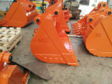 Sf Hardox Platten hergestellt 5 schlamm-Wannen-/Exkavator-Wannen-Stifte und Buchsen der Tonnen-1200mm kippen