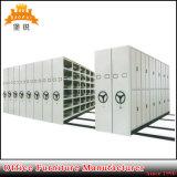 Arquivos de aço Estantes móveis Móveis de metal do Compactador Fichários