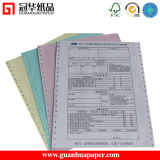 Equipo de SGS de papel de impresión continua