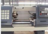 Serviço pesado na rosca de tubo Tornos CNC Máquina (QK1313)