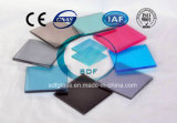 세륨, ISO를 가진 착색된 PVB Laminated Glass
