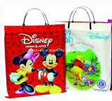 堅いPEの昇進の価格の柔らかいループハンドルのポリ袋のプラスチック包装袋