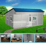 Instalación de la casa de estructura de acero (DG3-009)