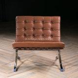 Высокое качество Vintage кожаный стул Барселоны
