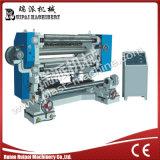 プラスチックのための縦のタイプスリッターRewinder機械