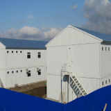 Estrutura metálica para o edifício de armazenamento vertido (KXD-SSW1047)