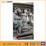 PVC 이기 문 수직 CNC 4 구석 Windows 기계