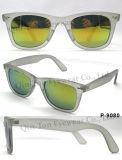 Plástico de la Moda Gafas de sol con protección UV 100% (P-9080)