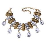 Ювелирные изделия Chocker ожерелья капек сплава Tassel диаманта способа