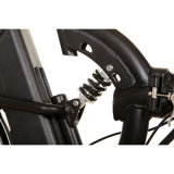 """Mini bici Pocket """" di piegatura elettrica Comely 20 (JB-TDN05Z)"""