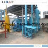 Petróleo de uma pirólise de 5 toneladas que faz a máquina para o recicl Waste do pneumático