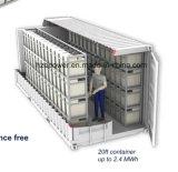 система хранения батареи лития панели солнечных батарей 48V для дома/офиса