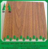 la melamina de madera del grano de 18m m hizo frente a la madera contrachapada con el mejor precio