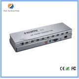 Divisore 1X8 Hdcp 2.2, divisore di HDMI di HDMI 2.0