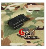 Mira laser vermelho Mini táctico com 21mm para montagem do trilho