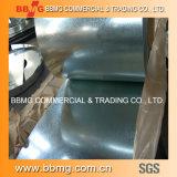 La fondation chaude/a laminé à froid la bobine galvanisée plongée chaude de matériau de construction ridée couvrant la plaque en acier en métal
