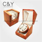 卸し売り日本の贅沢な木の腕時計の巻取り機ボックス