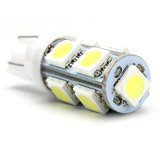 Ba9s 5050 9 SMD 12V LED Auto Car Light