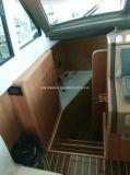 сторожевой катер 12.5m с внешним двигателем для сбывания