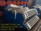 ASTM A106 GR. Tubulação de aço sem emenda de B Sch20, Sch20 linha preta tubulação