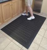 熱い販売の反疲労のゴム製床のマットのスリップ防止ゴム製フロアーリング、ホテルのゴムタイル