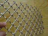 ISO Probadas ondulado de alambre de malla de diferentes materiales