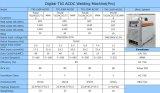 L'efficacité des machines de soudage TIG IGBT TIG-200p Acdc