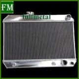 3 Fila todos radiador de alumínio para Buick Skylark 1962-63