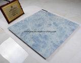 Baumaterial-voll glasig-glänzende glatte Porzellan-Fußboden-Fliese-Stein-Fliese (600*600mm)