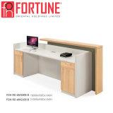 MFC mais populares de Escritório Mesa de recepção com armário de arquivos Foh-Rd-AM1809-B