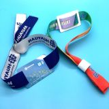 Programmierbarer NFC NTAG213 GewebeRFID Wristband für Konzerte
