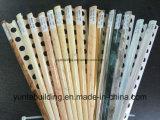Bord de tuiles en PVC pour la maison le décor de garniture