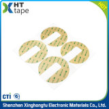 熱いケーブルのための溶解によって型抜きされる自己接着シーリングテープ