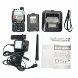 De Bidirectionele Radio's van de Walkie-talkie van Baofeng uv-5re