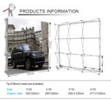 10FT Exposition Wall Stand Pop-up Display avec l'impression (LT-09D)