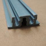 Vert clair W en plastique en forme de profil profil structurel extrusions en plastique