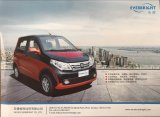 Barato 3000W 4 Lugares Carro Cidade Carro Eléctrico Fechado com aprovado pela CE