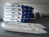 De Opblaasbare Rubberboot die van Liya Ub200-650 Opblaasbare Boot vouwen