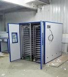 De grote Incubator van de Eieren van de Kip van het Gevogelte van de Capaciteit Industriële voor 8448 Eieren
