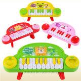 I dieci capretti dell'organo elettronico del fumetto di tasti che imparano giocattolo