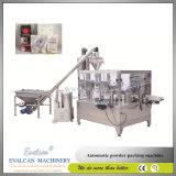 Machine à emballer automatique de lait en poudre de farine de blé de constructeur
