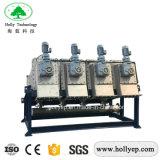 Volute de déshydratation des boues pour les boues de la machine de traitement de l'huile