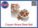 9.525mm de acero al carbono G1000 Color Oro a la pelota con hueco