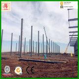 2017 Diseño en la construcción de almacén de la estructura de acero