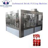Botella de plástico automática máquina de llenado de bebidas carbonatadas