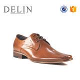 贅沢な人の靴の高品質の履物の人