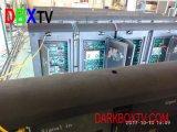 P6 HD 텔레비젼 전시 심천 중국 공장 옥외 발광 다이오드 표시