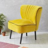 Современный роскошный центр отдыха и пользовательские мебель одного сиденья ткань стул диван